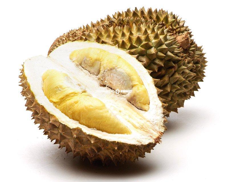 Durian ganze Frucht