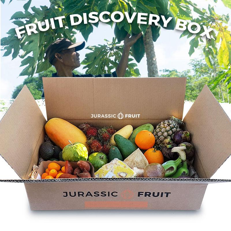 Fruit Discovery Box Jurassic Fruit