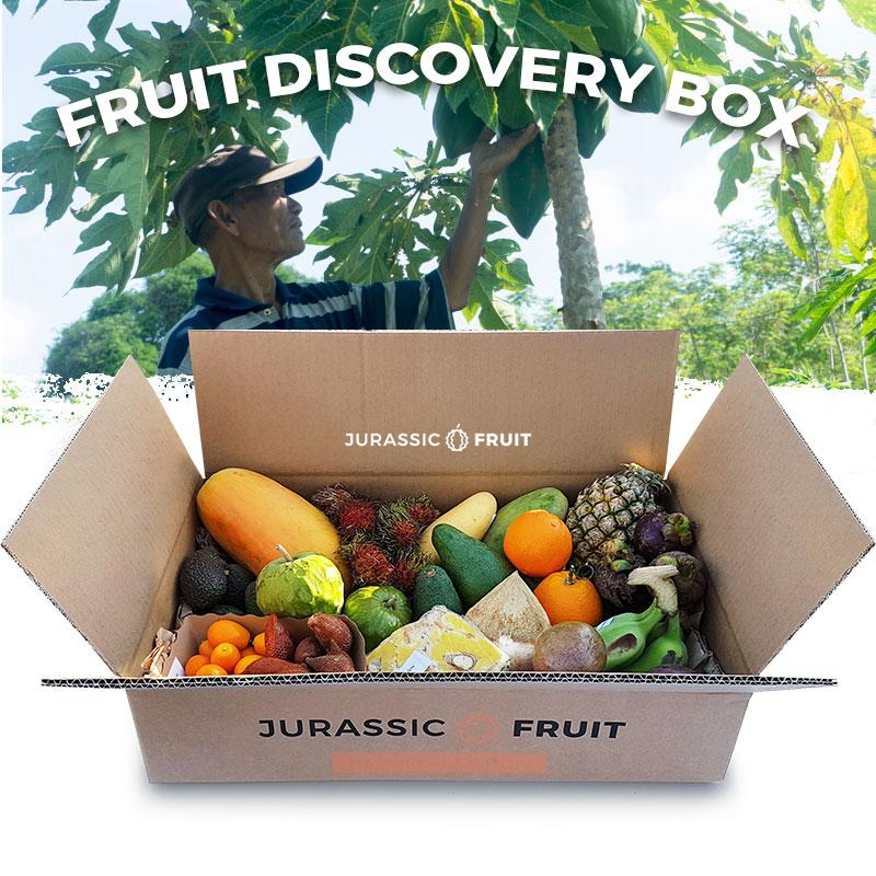 Box Découverte des fruits Medium
