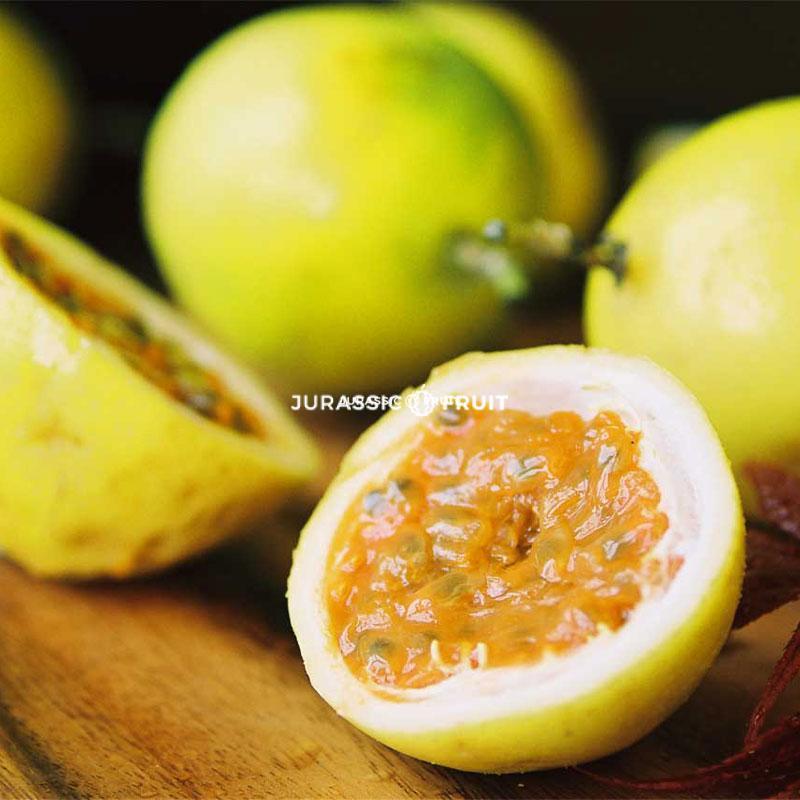 Fruit de la passion jaune ou Maracuja