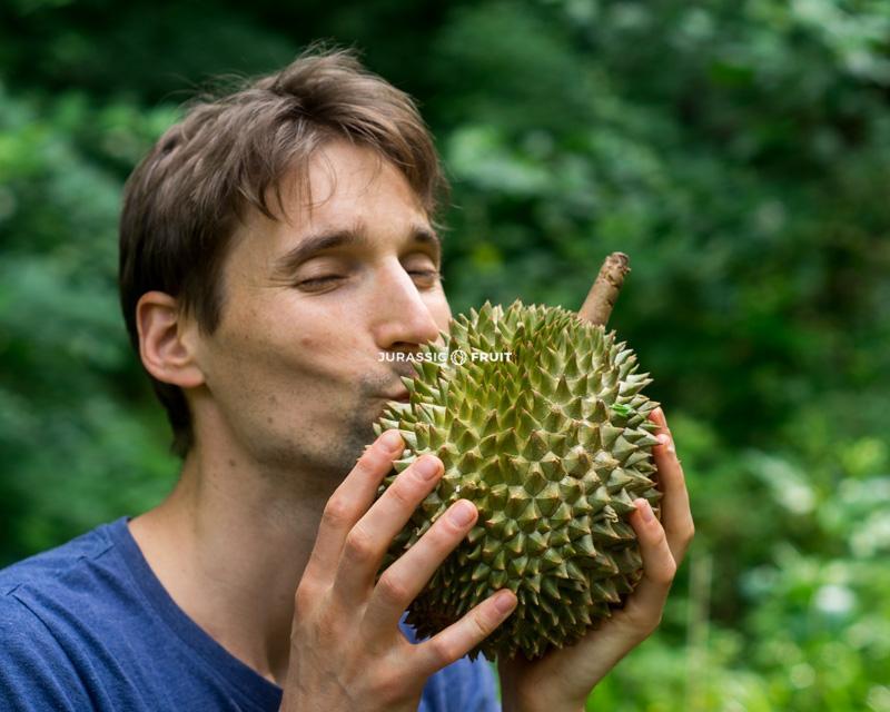 Délicieux Durian