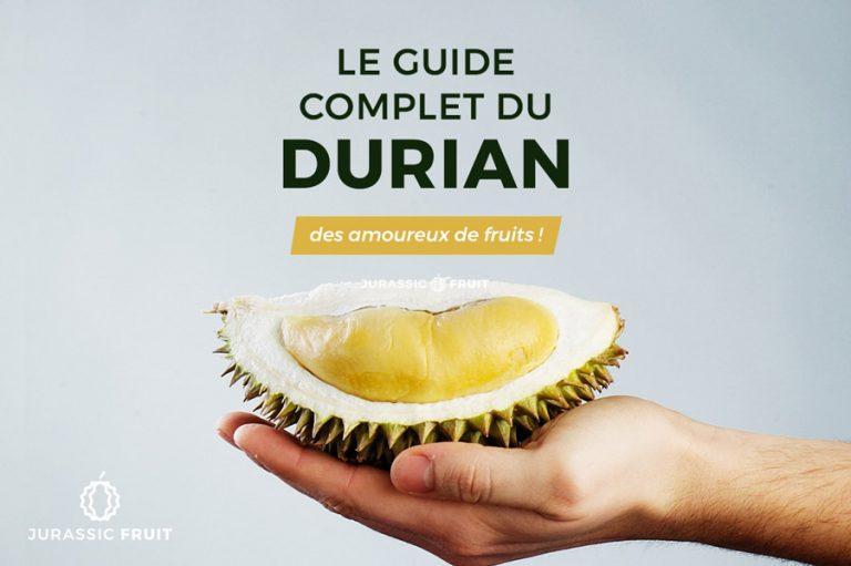 Le guide complet du Durian